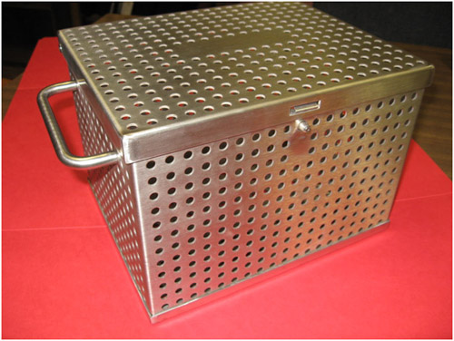 Stainless Steel Auto Clave Box Ameristar Manufacturing