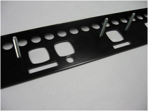 Keyboard Mounting Bracket