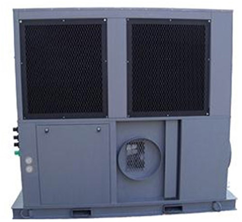 Metal Panel for a HVACR Equipment